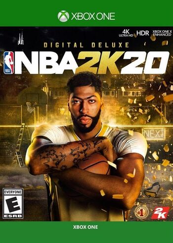 NBA 2K20 (Deluxe Edition) (Xbox One) Xbox Live Key GLOBAL