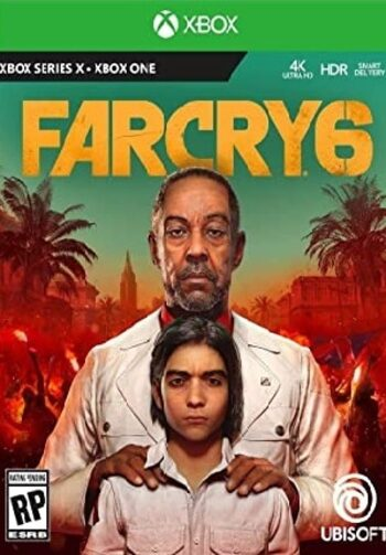 FAR CRY 6 (Xbox One) Xbox Live Key EUROPE