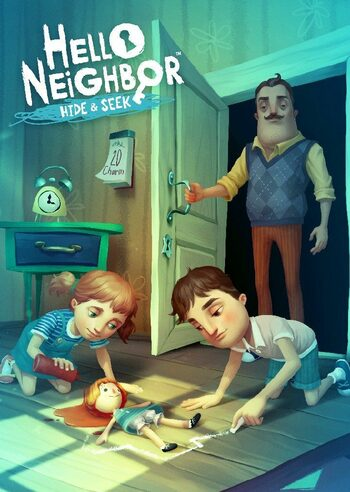 Hello Neighbor: Hide and Seek Steam Key GLOBAL