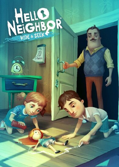 Hello Neighbor: Hide and Seek Epic Games Key GLOBAL