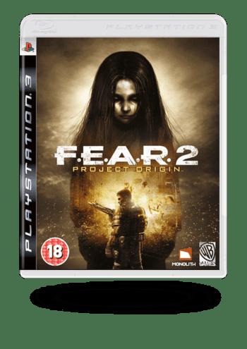 F.E.A.R. 2: Project Origin PlayStation 3