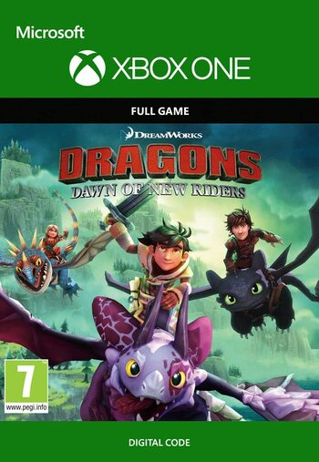 DreamWorks Dragons Dawn of New Riders (Xbox One) Xbox Live Key UNITED STATES
