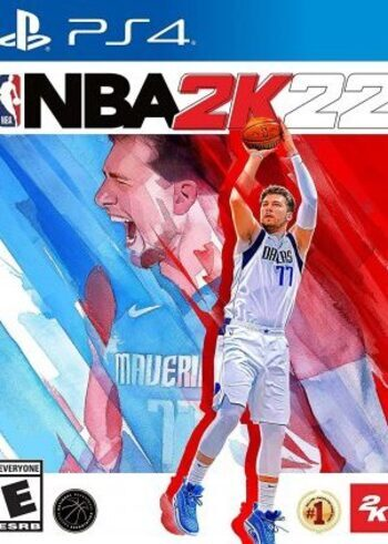 NBA 2K22 (PS4) PSN Key EUROPE