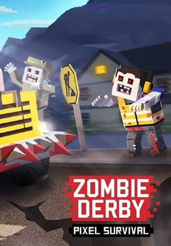 Zombie Derby: Pixel Survival Steam Key GLOBAL