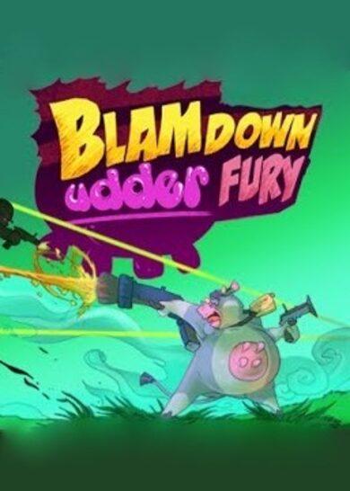 Blamdown: Udder Fury Steam Key GLOBAL
