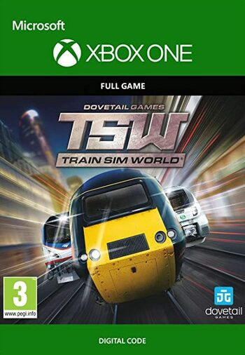 Train Sim World 2020 Deluxe Edition (Xbox One) Xbox Live Key UNITED STATES