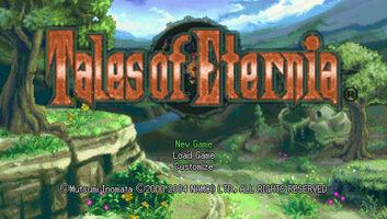 Redeem Tales of Eternia PSP