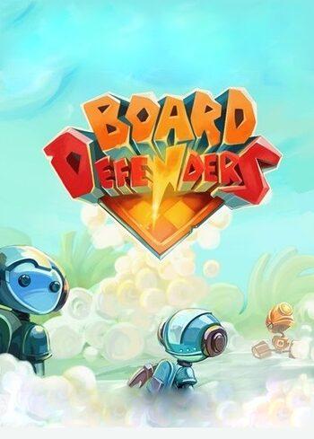 Board Defenders Steam Key GLOBAL