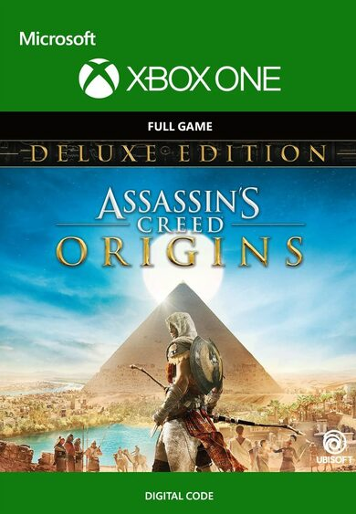 Assassin's Creed: Origins (Deluxe Edition) (Xbox One) Xbox Live Key UNITED STATES