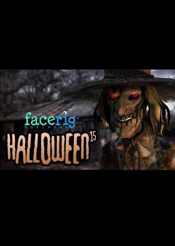 FaceRig Halloween Avatars 2015 (DLC) Steam Key GLOBAL