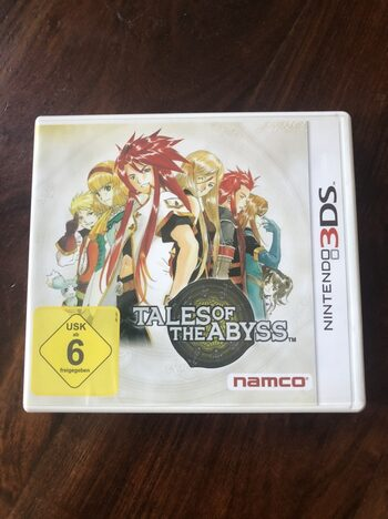 Tales of the Abyss 3D Nintendo 3DS