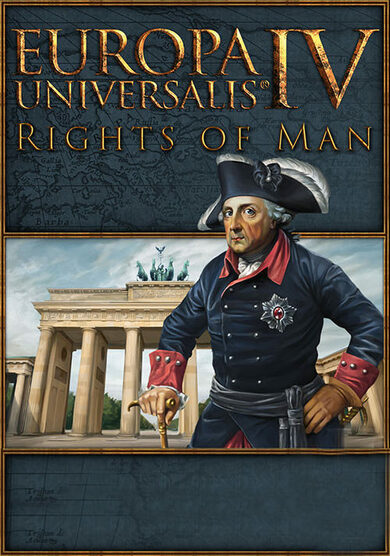 Europa Universalis IV - Rights of Man (DLC) Steam Key GLOBAL