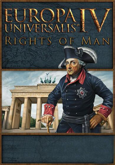 Europa Universalis IV - Rights of Man (DLC) Steam Key GLOBAL фото