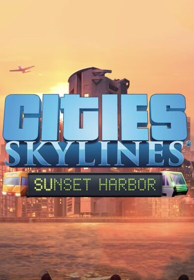 Cities: Skylines - Sunset Harbor (DLC) Steam Key GLOBAL