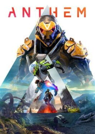 Anthem Origin Key EUROPE
