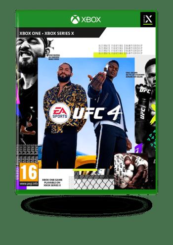 UFC 4 Xbox Series X