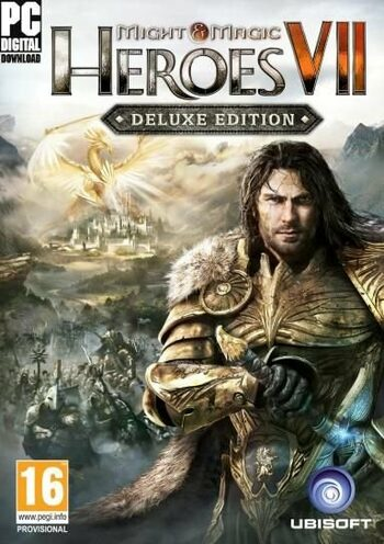 Might & Magic Heroes VII (Deluxe Edition) Uplay Key EUROPE