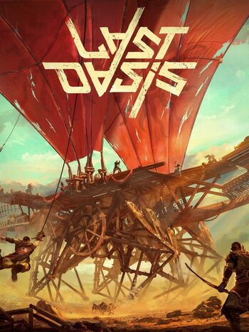 Last Oasis Steam Key GLOBAL