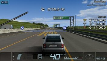 Gran Turismo: The Real Driving Simulator PSP for sale