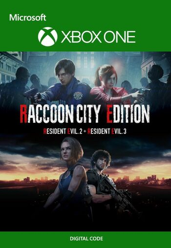 Raccoon City Edition (Xbox One) Xbox Live Key UNITED STATES