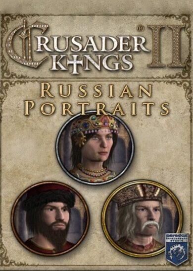 Crusader Kings II - Russian Portraits (DLC) Steam Key GLOBAL