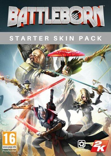 Battleborn - Starter Skin Pack Key GLOBAL