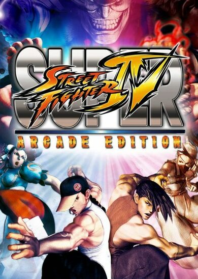 Super Street Fighter IV: Arcade Edition Steam Key GLOBAL