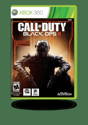 Call of Duty: Black Ops III Xbox 360