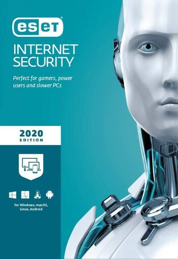 ESET Internet Security 3 Devices 1 Year Key GLOBAL