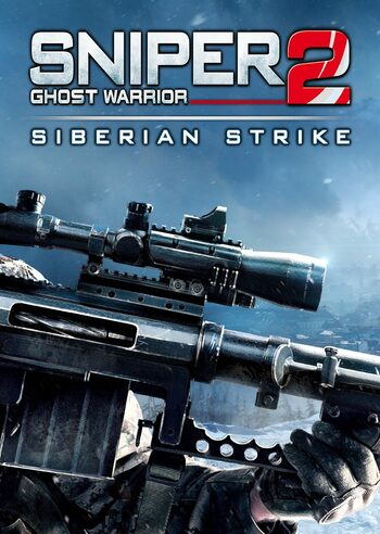 Sniper Ghost Warrior 2: Siberian Strike (DLC) Steam Key GLOBAL