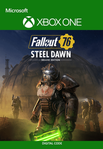 Fallout 76: Steel Dawn Deluxe Edition XBOX LIVE Key UNITED STATES