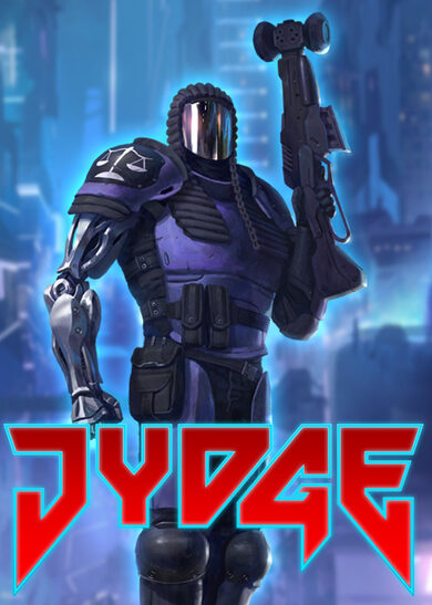 JYDGE Steam Key GLOBAL