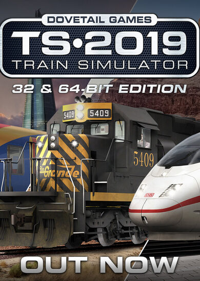 Train Simulator 2019 Steam Key EUROPE