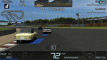 Buy Gran Turismo: The Real Driving Simulator PSP