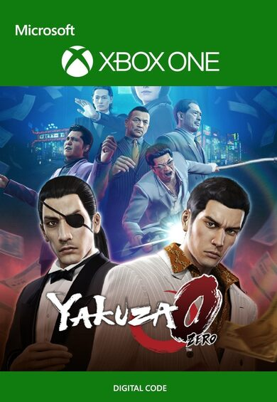Yakuza 0 (Xbox One) Xbox Live Key UNITED STATES