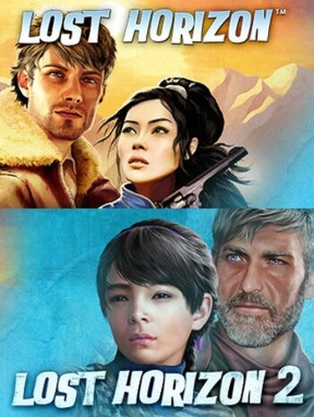 Lost Horizon Double Pack Steam Key GLOBAL
