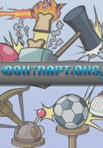 Contraptions Steam Key GLOBAL