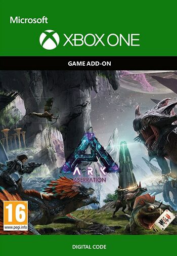 ARK: Aberration - Expansion Pack (DLC) XBOX LIVE Key UNITED STATES