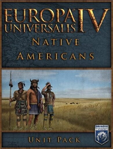 Europa Universalis IV - Native Americans Unit Pack (DLC) Steam Key GLOBAL