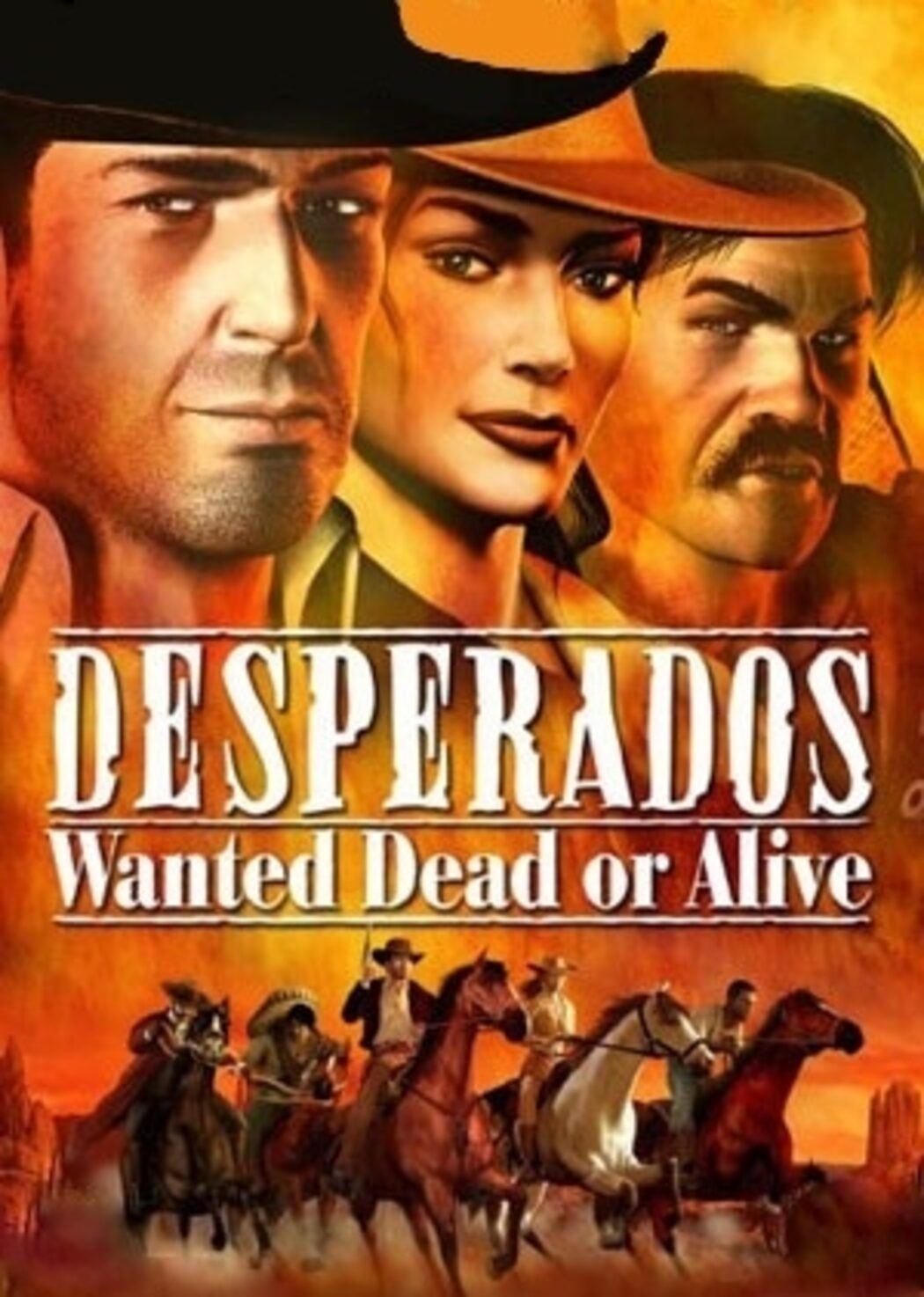 Buy Desperados Wanted Dead Or Alive Steam Key Global Eneba