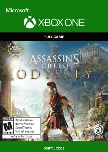 Assassin's Creed Odyssey Standard Edition for Xbox One Download
