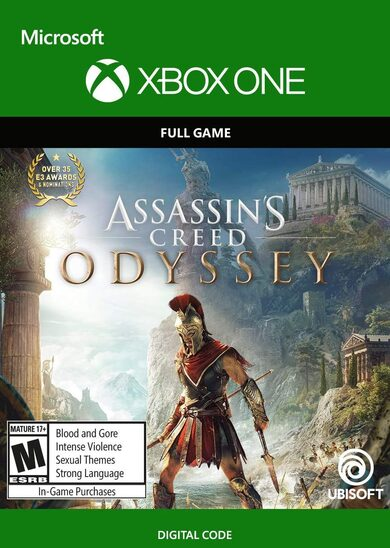 Assassin's Creed: Odyssey (Standard Edition) (Xbox One) Xbox Live Key UNITED STATES