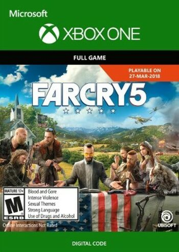Far Cry 5 (Xbox One) Xbox Live Key UNITED STATES