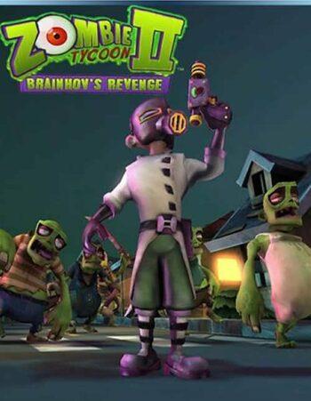 Zombie Tycoon 2: Brainhov's Revenge Steam Key GLOBAL