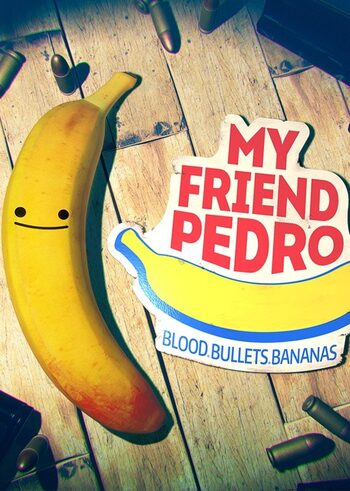 My Friend Pedro Steam Clave GLOBAL