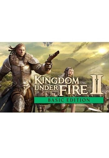 Kingdom Under Fire 2 - Basic Edition Steam Key GLOBAL