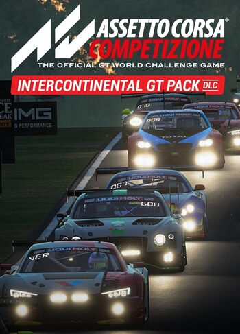 Assetto Corsa Competizione - Intercontinental GT Pack (DLC) Steam Key GLOBAL