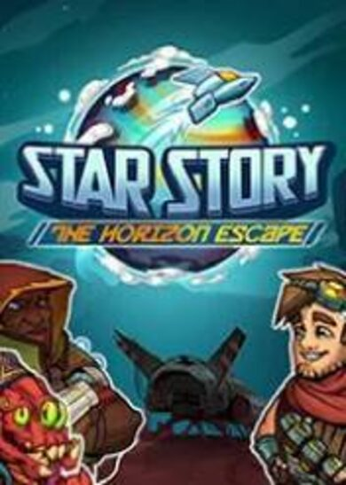 Star Story: The Horizon Escape Steam Key GLOBAL