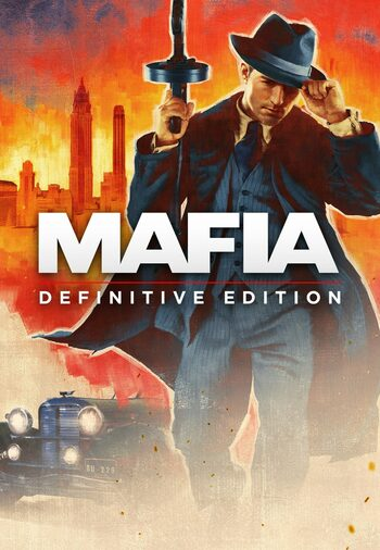 Mafia: Definitive Edition Steam Key GLOBAL