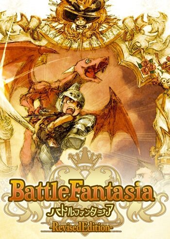 Battle Fantasia (Revised Edition) Steam Key GLOBAL